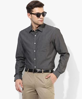 Picture of Dark Grey Formal Shirt