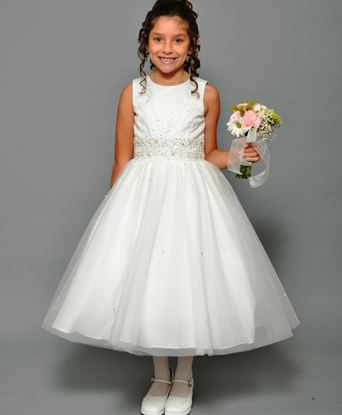 Picture of Kids White Frock